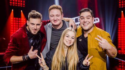 Wat een halve finale: Luka werpt zich op als favoriete in 'The Voice'