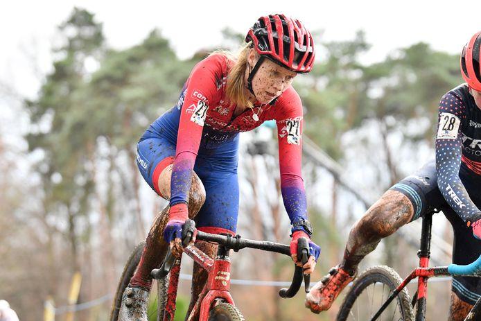 Suzanne Verhoeven vermoedt dat Belgisch kampioene Sanne Cant de top vijf van het WK in Oostende kan halen.