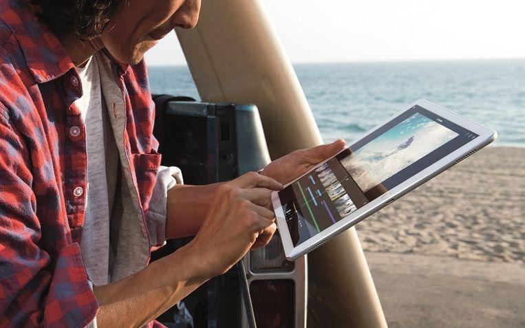 De iPad Pro van Apple.