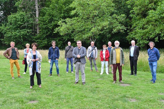 De resultaten van de 1.000-soortendag werden voorgesteld in Het Sterrebos.