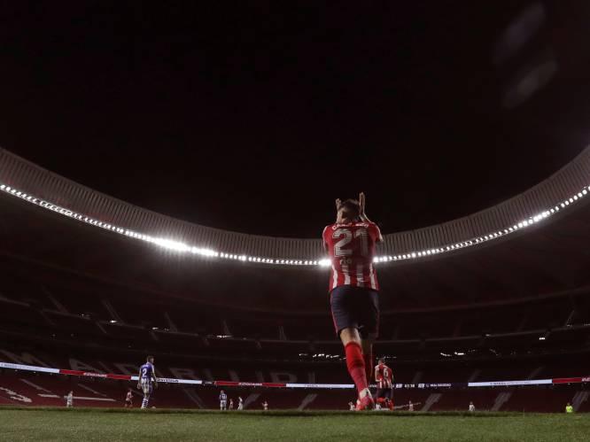 Geniet zeven maal van Carrasco: de scherpste punt van een drietand die Atlético op kampioenenkoers houdt