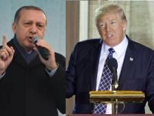 """Erdogan veut écrire une """"nouvelle page"""" avec Trump"""