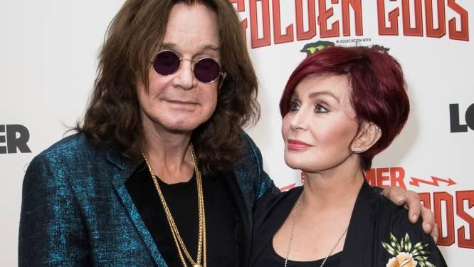 """Ozzy en Sharon Osbourne krijgen eigen film: """"Onze relatie was wild, maar onze liefde onsterfelijk"""""""