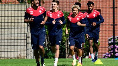 Football Talk. Oefenstage Antwerp in gevaar nadat Duits district in lockdown gaat? - STVV haalt Spaanse T2 in huis