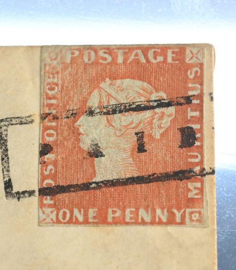 Eén van de drie duurste postzegels ter wereld geveild voor ruim 8 miljoen euro