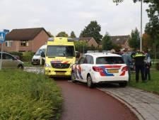 Buurt helpt fietsster na auto-ongeluk in Zevenaar