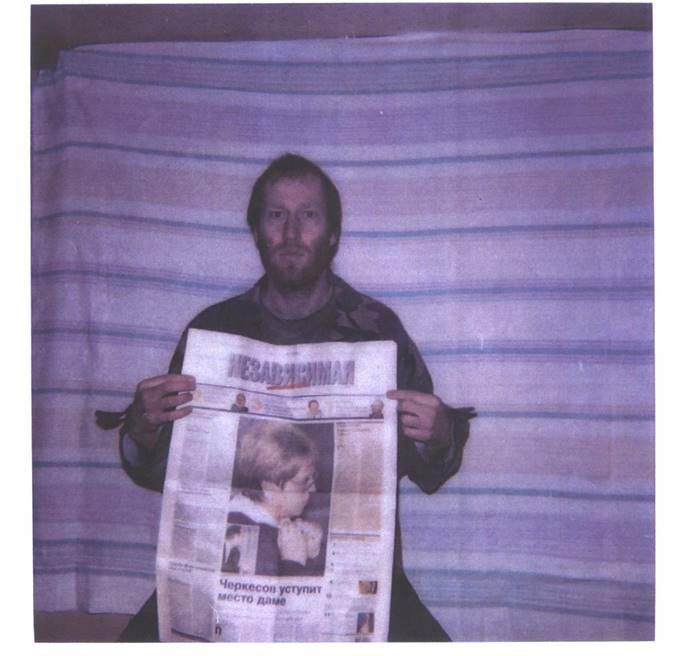 Arjan Erkel werd in 2002 gegijzeld door Tsjetsjeense jihadisten.