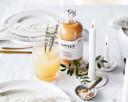 Gimber est une boisson concentrée à base de gingembre, 100 % bio et sans alcool. Idéale pour réaliser de délicieux mocktails. Prix: 24,95 euros pour 70 cl. Disponible sur le site de la marque.