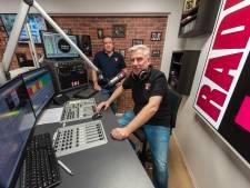Radio JND uit Best barst van de ambitie na eerste lustrum