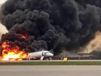 """Overlevende noodlanding Moskou: """"God zal oordelen over passagiers die bagage meegristen"""""""