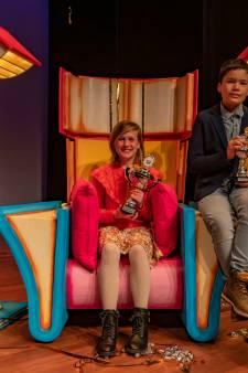 Sam Wolfs kan heel levendig voorlezen: Oisterwijkse als kampioen van Brabant door naar landelijke finale