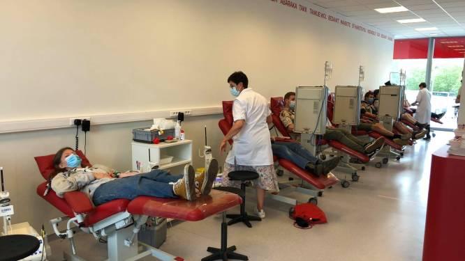 Scouts Tilleghem geven het goede voorbeeld: ze doneren bloed bij het Rode Kruis