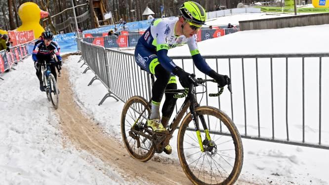 Geslaagd weekend voor Quinten Hermans met vijfde en achtste plaats