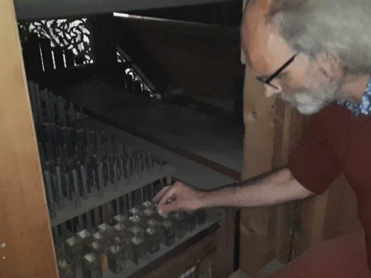 Orgel Eusebiuskerk onbespeelbaar door waterschade