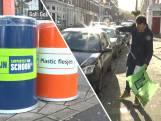 Rotterdamse straten blijven schoon met flesjesbakken