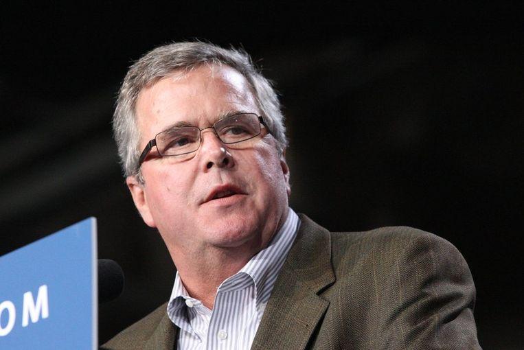 Jeb Bush. Beeld ap