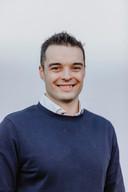 Bas Roos is oprichter en bedenker van bestelplaform Bistroo