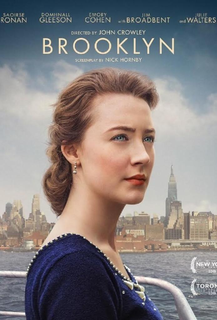 Brooklyn gaat over de Ierse Ellis die verhuist naar Amerika, maar door een familietragedie weer terug moet naar Ierland.