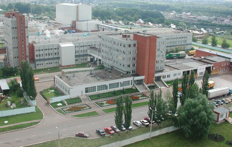 Eén van de acht brouwerijen die Heineken in Rusland heeft. De brouwer nam de Shikhanbrouwerij in Sterlitamak tien jaar geledne grotendeels over. Beeld Heineken