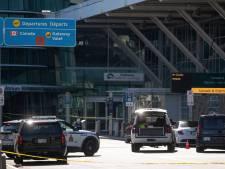 Un homme tué dans une fusillade à l'aéroport de Vancouver