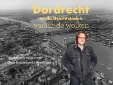 Dat boek 'Dordrecht en de Drechtsteden vanuit de wolken' is elke dag weer een 'kijkfeest'