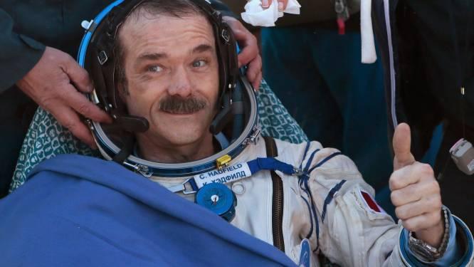 Astronauten moeten eigen urine drinken