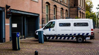 Foutje: verkeerde verdachte afgeleverd bij rechtbank Utrecht
