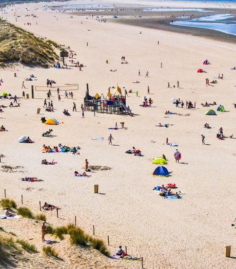 Schone stranden op Goeree-Overflakkee te danken aan vrijwilligers