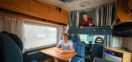 Camperverkoop naar recordhoogte, maar hoe houd je een voertuig dat vaak stilstaat rendabel?