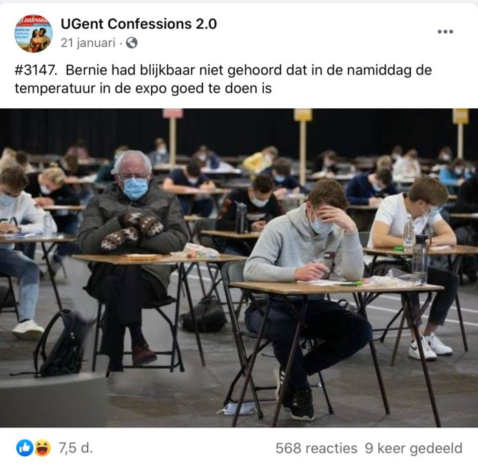 UGent Confessions