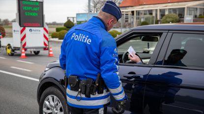 """Belgische grenzen gesloten voor """"niet-essentiële verplaatsingen"""""""