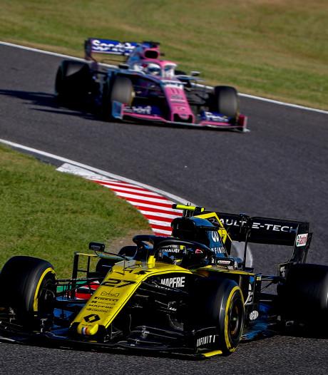 Racing Point beticht Renault van valsspelen: FIA neemt elektronica en stuur in beslag