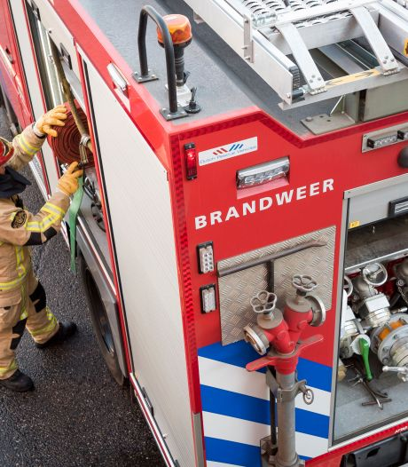 Grote brand in centrum Leeuwarden is onder controle