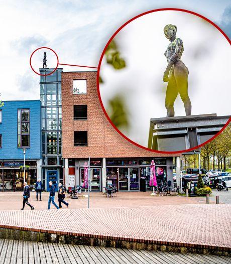 Na zelfdoding Justin (19) in opspraak geraakte 'dame' veroorzaakte bij komst naar Apeldoorn ook al ophef