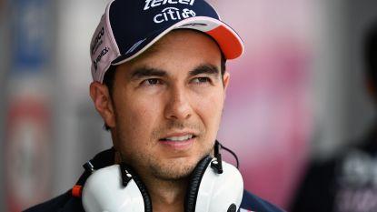 Sergio Perez verlengt bij Force India, McLaren sluit deal met Coca-Cola