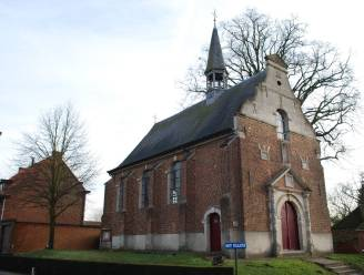 Sint-Willibrorduskapel in Ezaart wordt gerestaureerd