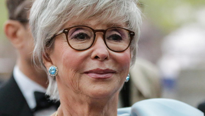 Rita Moreno, actrice de West Side Story