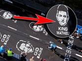 Nederlandse wielerfans stelen show in hol van de leeuw: 'King Mathieu en Go Bauke'