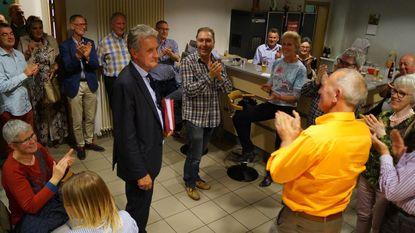 Vannieuwenhuyse nieuwe burgemeester
