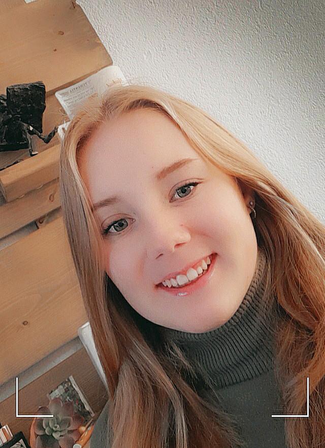 De veertienjarige Lotte uit Almelo