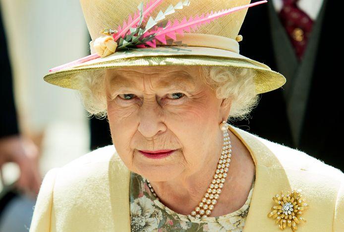 De Queen is uiteraard de belangrijkste genodigde