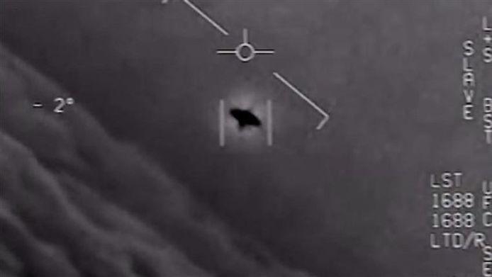 Het Pentagon gaf eerder al videobeelden vrij van drie ufowaarnemingen die door piloten van de Amerikaanse marine gemaakt werden.