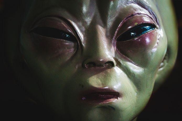 Zou een alien er zo uitzien?