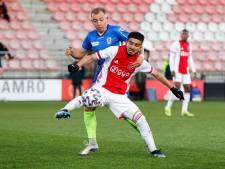 TOP Oss heeft opnieuw aan één goal genoeg tegen Jong Ajax