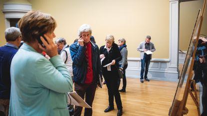 """MSK trommelt 400 vrijwilligers op voor 'testrun' expo Van Eyck: """"Ten rade gegaan bij internationale topmusea"""""""