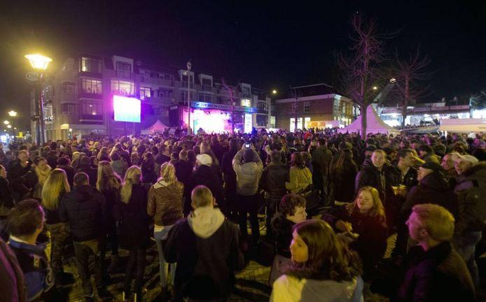 538 voor War Child in Veenendaal. Foto dG