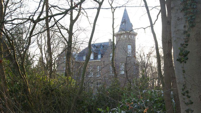 Het kasteel. Beeld AFP
