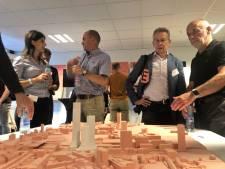 'Tegenwind' voor bouw van 3 torens District E op Stationsplein Eindhoven