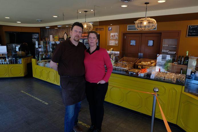 Davy Punt en Jessika De Boelpaep baten Kika & Co sinds begin vorig jaar uit, maar kregen al twee keer inbrekers over de vloer.