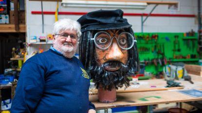 'De Muze'-icoon Ferre Grignard herleeft als reus van 't Valaar